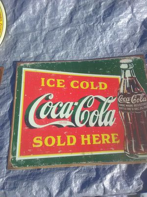 Metal signs for Sale in Yuma, AZ