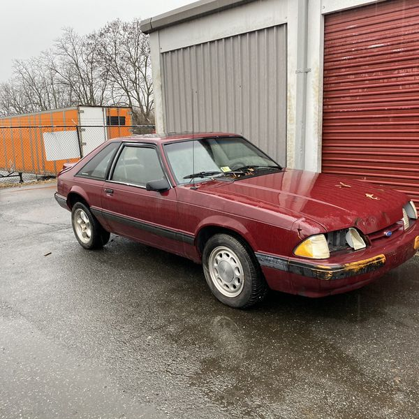 1990 Foxbody Hatchback
