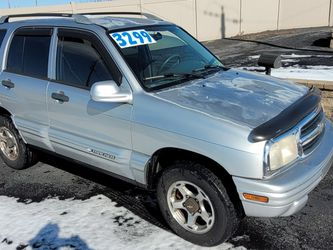 2001 Chevy Tracker Only 70k for Sale in Harrisburg,  PA