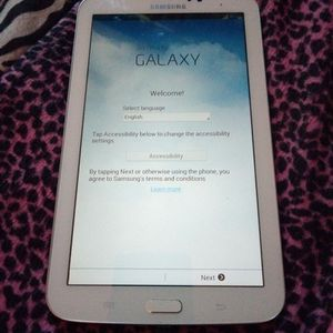 Samsung Galaxy Tab for Sale in Germantown, MD