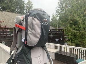 Osprey Poco Premium baby carrier for Sale in Bonney Lake, WA