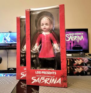 LDD Presents Chilling Adventures of Sabrina Doll by Mezco for Sale in Los Angeles, CA