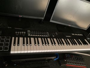 M-AUDIO CODE 61 MIDI Keyboard for Sale in Orange, CA