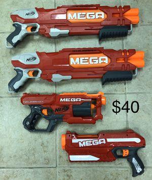 Nerf Mega for Sale in Tempe, AZ