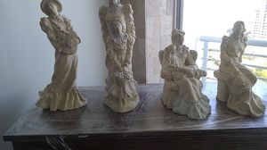 4 different Alice Heath Collection of statues for Sale in Hollywood, FL