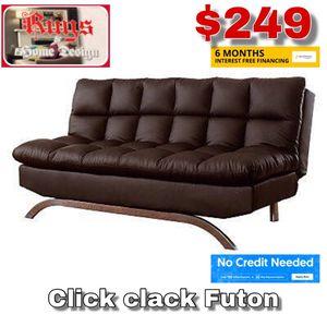 Click clack futon for Sale in Tulare, CA