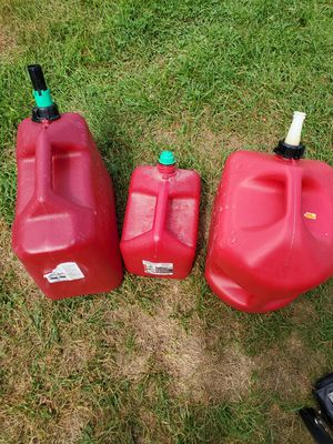 Gas cans for Sale in Reading, PA