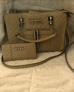 PRICE IS FIRM! G by Guess Purse & Wallet *Like New* for Sale in Rialto, CA