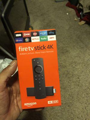 Jailbroken fire tv sticks 4K and 1080 version for Sale in Fresno, CA