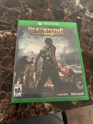 Xbox One Game Dead Rising 3 for Sale in Stafford, VA