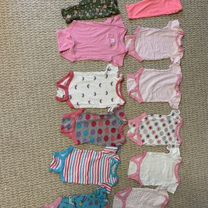 New born baby girl clothes 0-6 mons for Sale in Inman, SC