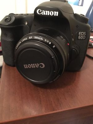 Canon 60d for Sale in Silver Spring, MD