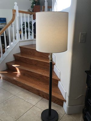 Floor lamp for Sale in Wildomar, CA