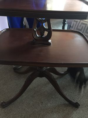 Antique table $130 for Sale in Boston, MA