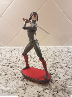 DC Collectibles Katana Statue for Sale in SIENNA PLANT, TX