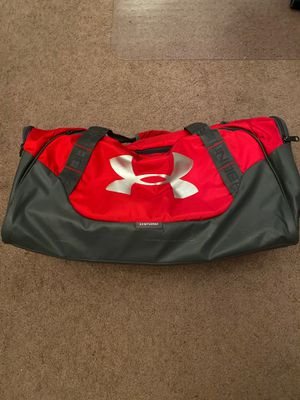 Under Armor duffle bag for Sale in Plainfield, IL