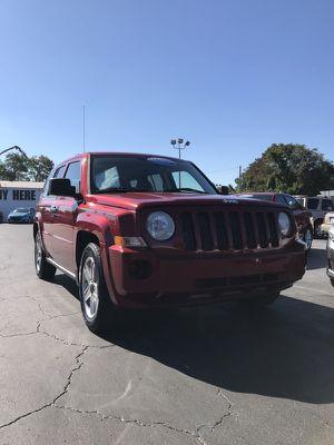 2008 Jeep Patriot $1,800 Down for Sale in Tampa, FL