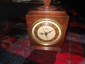 Antique Hammond Richronois 1930 electric clock out of Chicago for Sale in Denver, CO