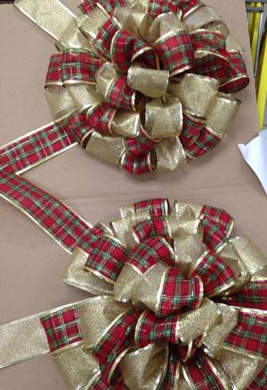 Christmas Bow Making Service for Sale in Ashburn, VA
