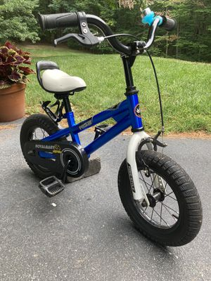 """Royalbaby 12"""" kids bicycle for Sale in Nashua, NH"""