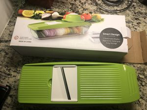 Multi- Function Food Slicer for Sale in Washington, DC