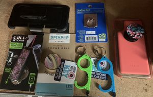 Phone and key accessories for Sale in Signal Mountain, TN