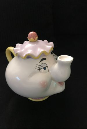 Mrs. Pots piggy bank (Disney) for Sale in Lafayette, CA