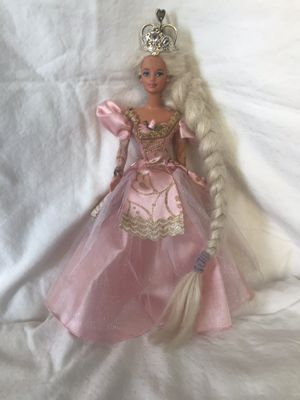 "Barbie Fairy Tale ""Rapunzel"" doll for Sale in Phoenix, AZ"
