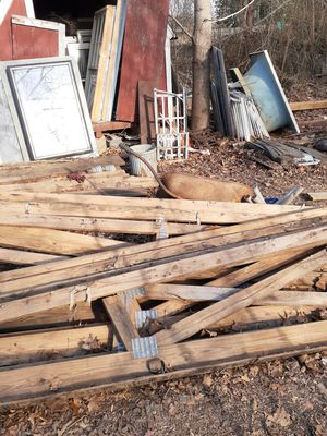$5 offer bring way haul 16' can cut up for lot lumber for Sale in Manassas Park, VA
