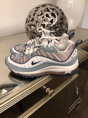 Nike Air Max 98 Premium Women's Size 6.5 for Sale in Tolleson, AZ