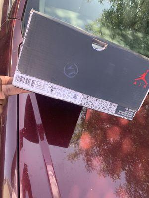 "NIKE AIR JORDAN 5 RETRO SP OFF WHITE ""MUSLIN"" size 9.5 DS VIRGIL for Sale in Redlands, CA"