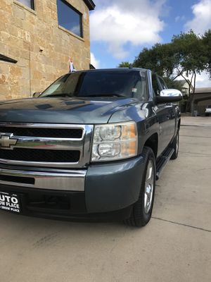 2009 Chevy Silverado for Sale in Austin, TX