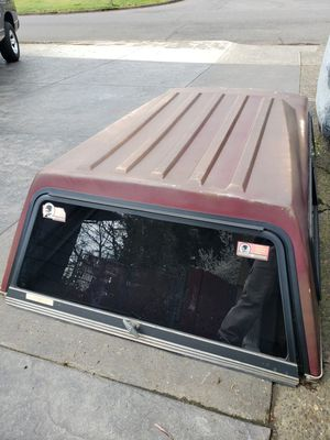 Camper shell long bed for Sale in Portland, OR