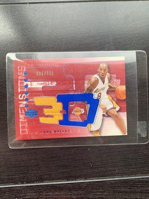 Kobe Bryant Card for Sale in Fort Wayne, IN
