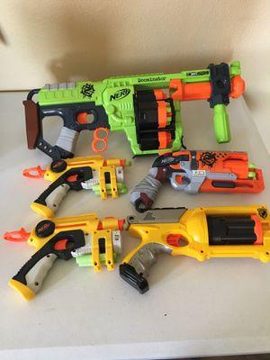 Nerf guns for Sale in Merced, CA