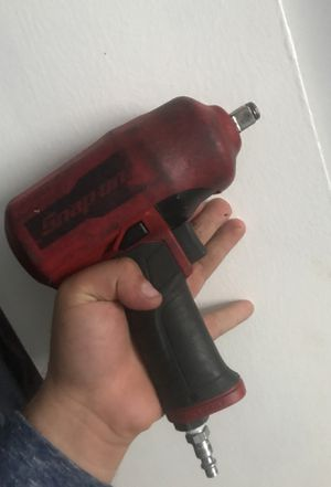 Snap on 1/2 impact gun for Sale in Colesville, MD