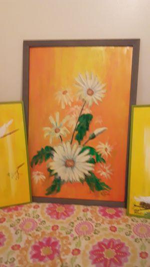 Framed art pictures for Sale in Lutz, FL