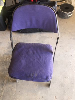 CHAIRS !!!!!! for Sale in Fort McDowell, AZ
