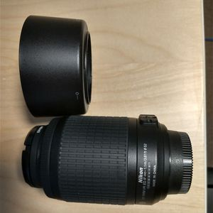 NIKON AF 55-200 VR ZOOM LENS for Sale in Clifton, NJ