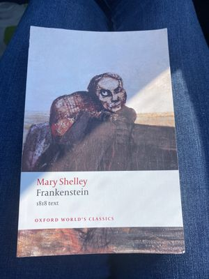 Frankenstein book by Mary Shelley for Sale in Encinitas, CA