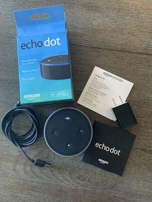 Echo Dot 2nd Generation for Sale in Sunny Isles Beach, FL