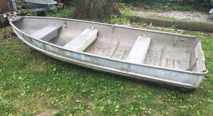 Sears 10ft Aluminum Jon Boat, Bass Boat, Row Boat for Sale in Annapolis, MD