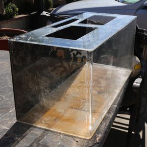 Acrylic Fish Tank for Sale in Fountain Valley, CA