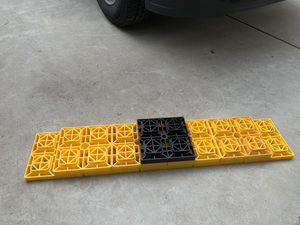 Leveling blocks for RV for Sale in Fresno, CA