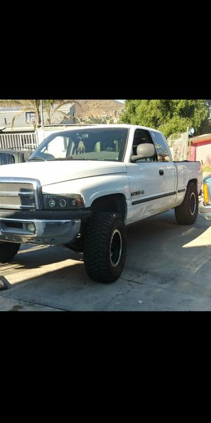 99 dodge ram 1500 for Sale in Chula Vista, CA