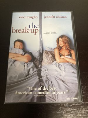 The Break Up DVD for Sale in Issaquah, WA