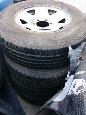 2005 toyota tacoma tims & tires for Sale in Turlock, CA