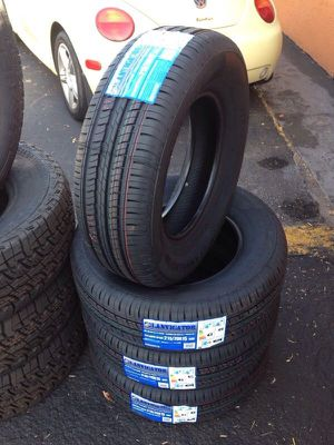 ‼️‼️ 4 BRAND NEW TIRES 215/70/15 $269 @QUICKLUBEPLUS ‼️‼️ for Sale in East Lake-Orient Park, FL