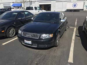 2004 AUDI S4 * quattro * Clean Tittle * Low Miles for Sale in Portland, OR