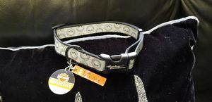 Harley Davidson Dog Collar Glow in the Dark Skulls for Sale in Dunstable, MA